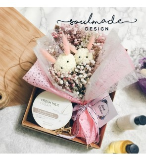 Bunny Bouquet Gift Box Series