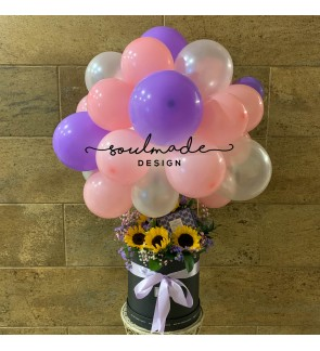 """""""You are my Sunshine"""" Hot Air Balloon Gift Series"""